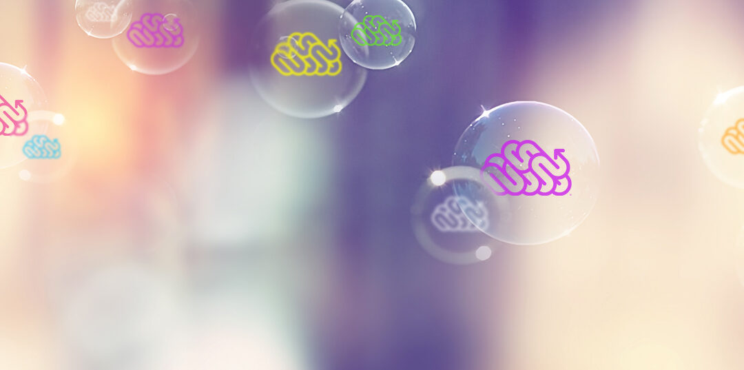 Despite the lockdown, our brains continue to bubble away